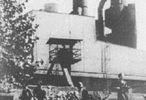 First days of the war in the Warsaw Power Plant